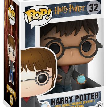 Figurine Funko Pop! Harry Potter avec Prophétie