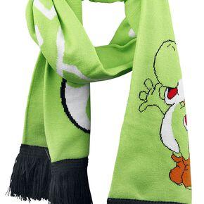 Super Mario Yoshi Écharpe vert