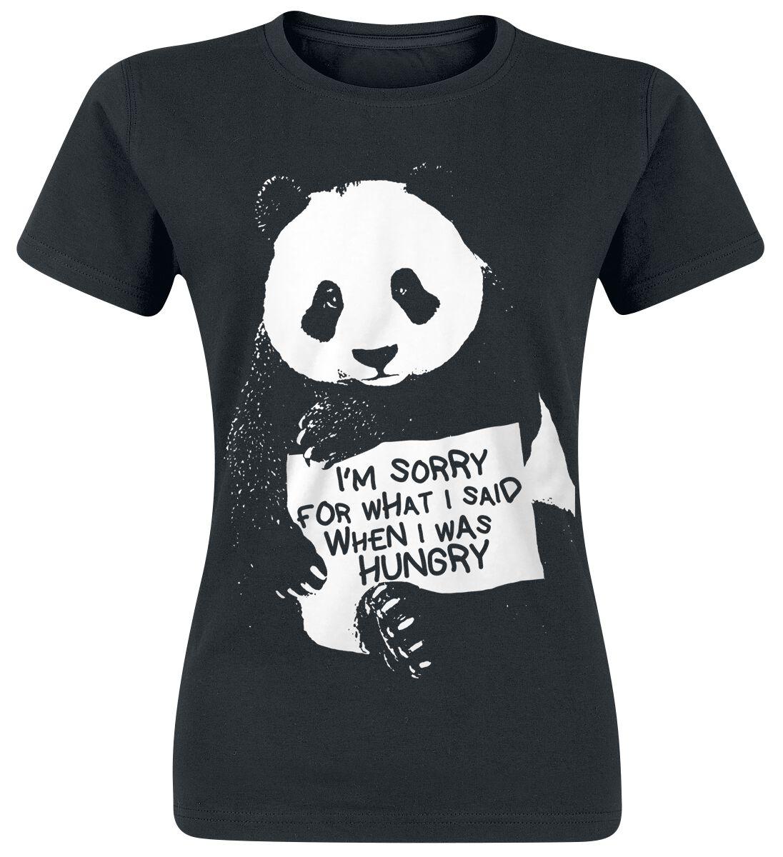 Fun Shirts - Koszulki - Koszulka damska I'm Sorry... Koszulka damska czarny - 345044