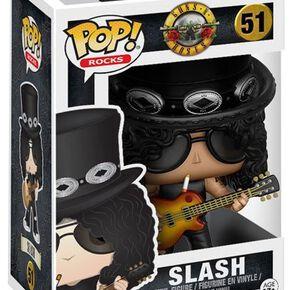 Figurine Funko Pop! Guns N' Roses Slash