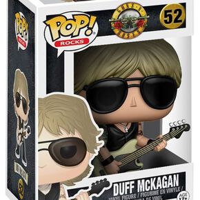 Figurine Funko Pop! Guns N' Roses Duff Mckagan