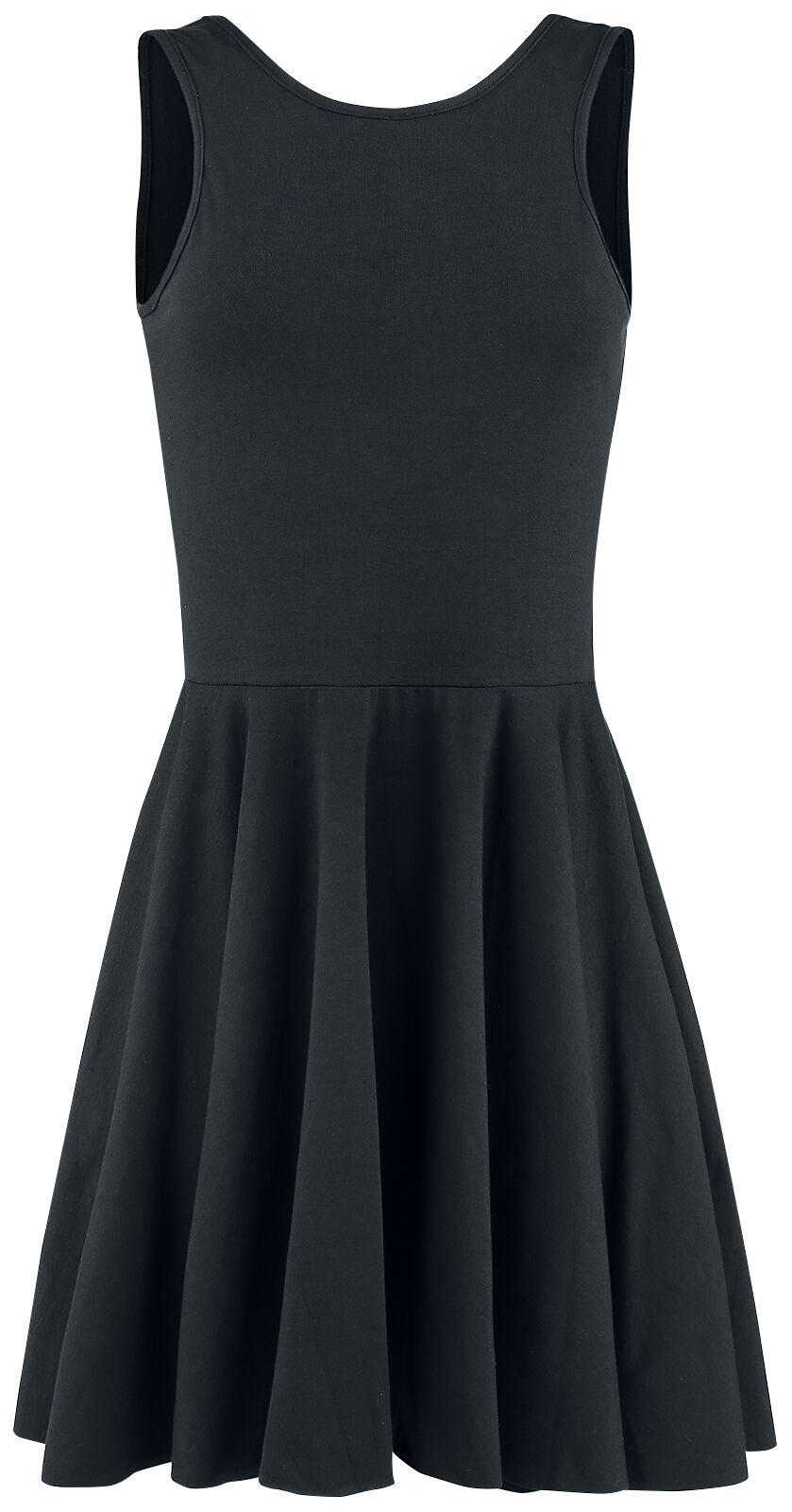 Image of   Outer Vision Reversible Dress Viana Kjole sort