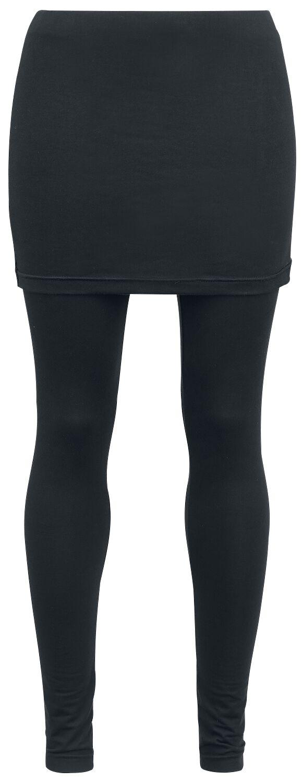 Image of   Outer Vision Leggings/Skirt Vivenza Leggings sort