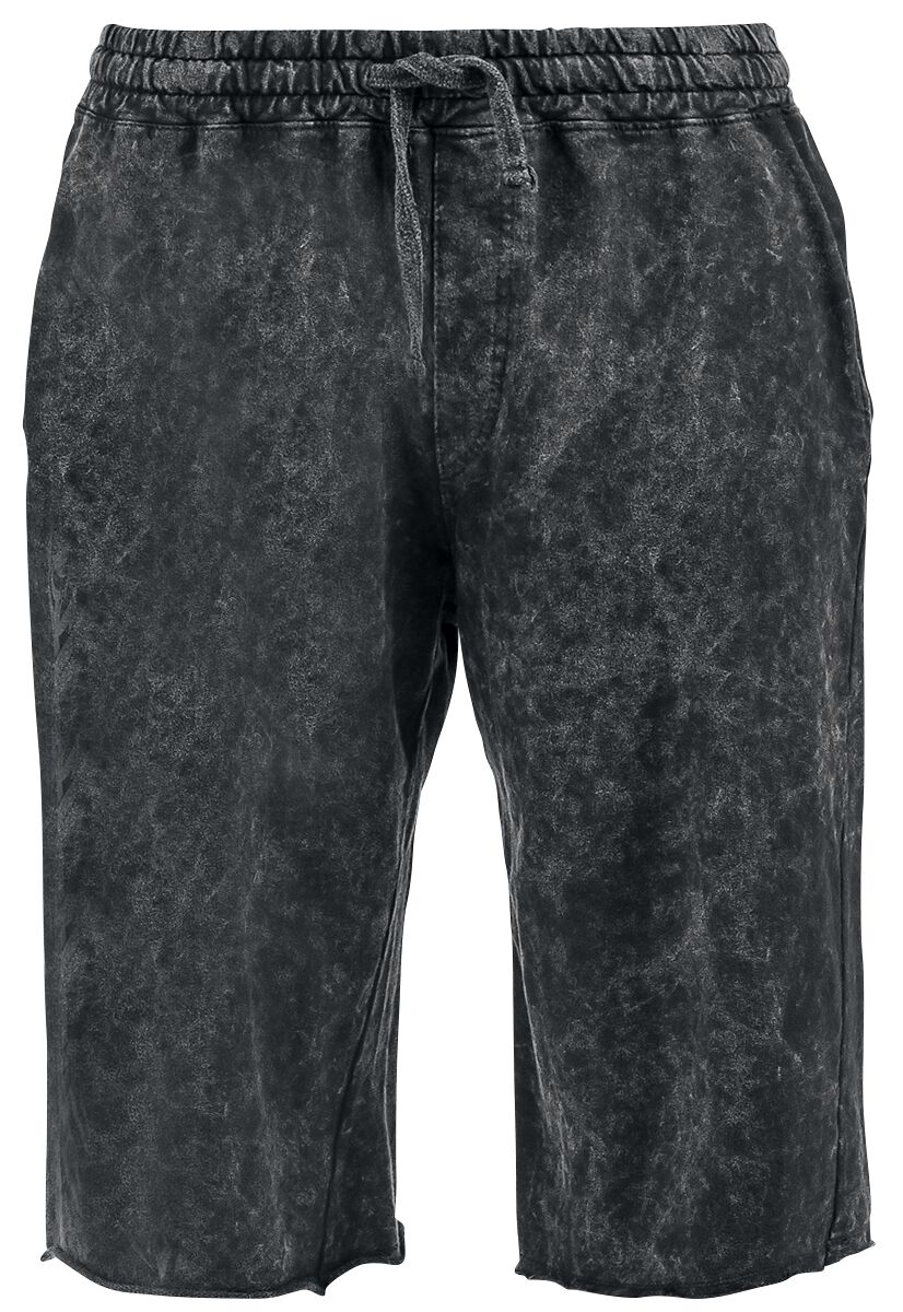 Image of   Outer Vision Long Short Shorts grå