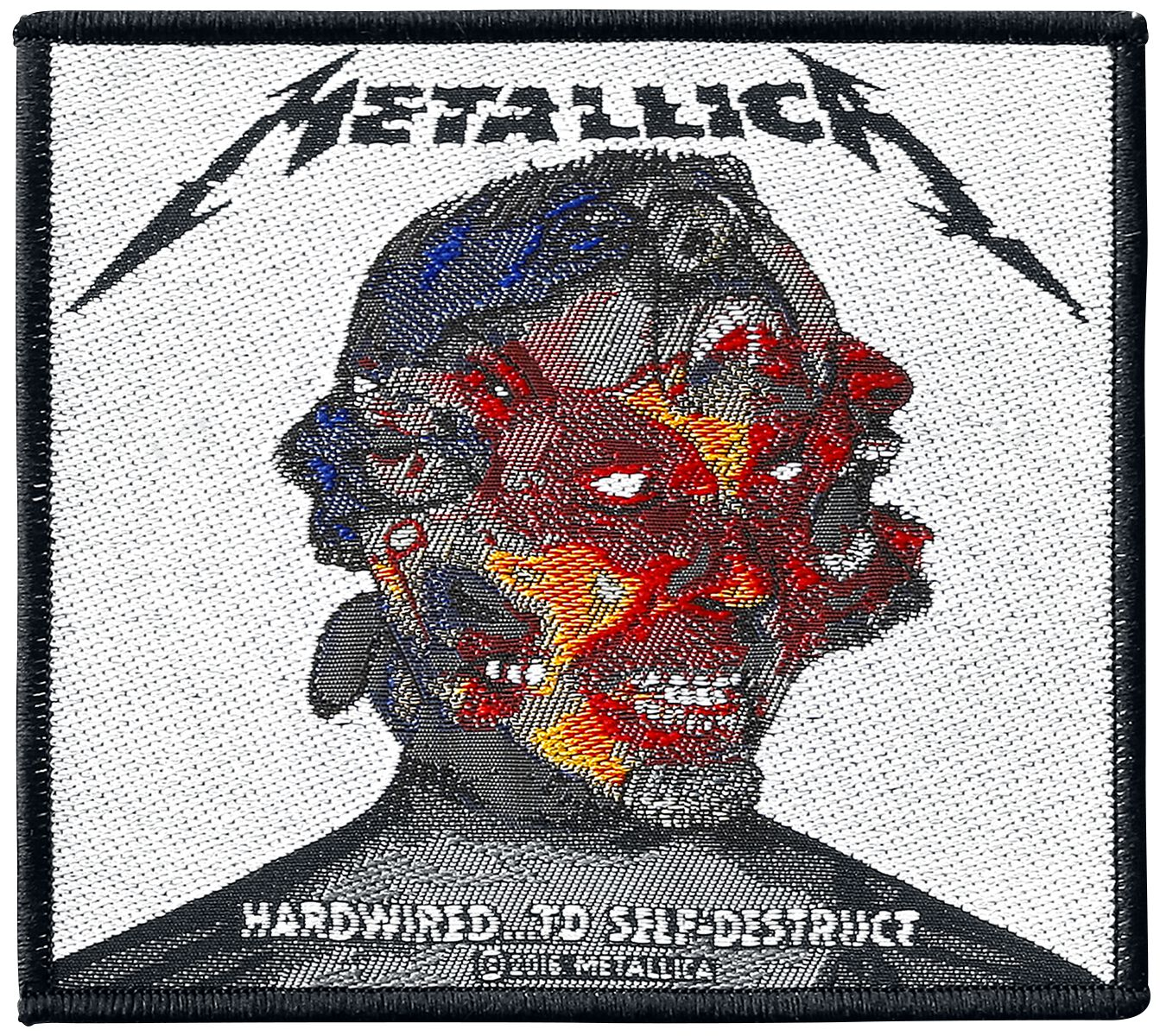 Image of   Metallica Hardwired...to self-destruct Patch standard
