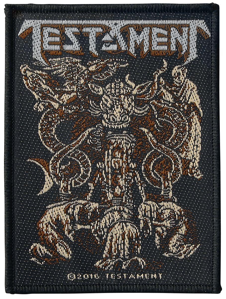 Testament Demonarchy Patch Standard