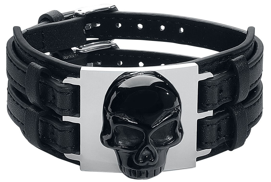 Image of   Rock Rebel by EMP All In The Wrist Armbånd sort