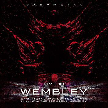 Image of Babymetal Live at Wembley CD Standard