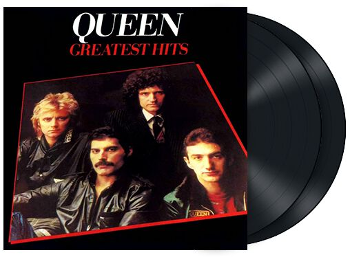 Image of   Queen Greatest Hits Vol.I 2-LP standard