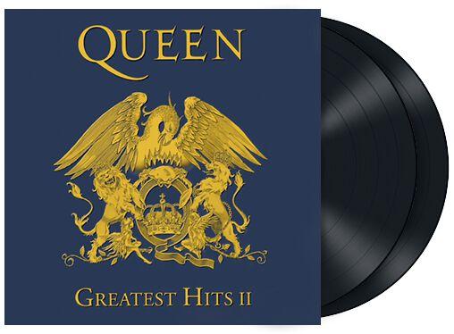 Image of   Queen Greatest Hits Vol.II 2-LP standard