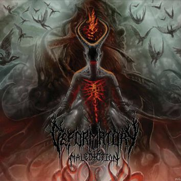 Deformatory Malediction CD standard