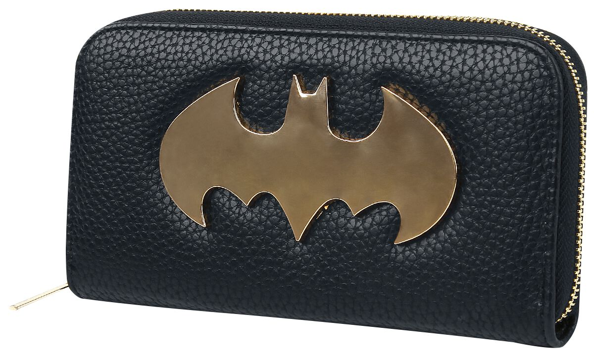 Image of   Batman Gotham Gold Purse Pung Standard
