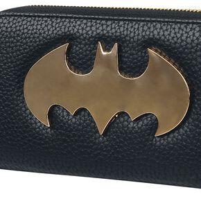Batman Gotham Gold Purse Portefeuille Standard