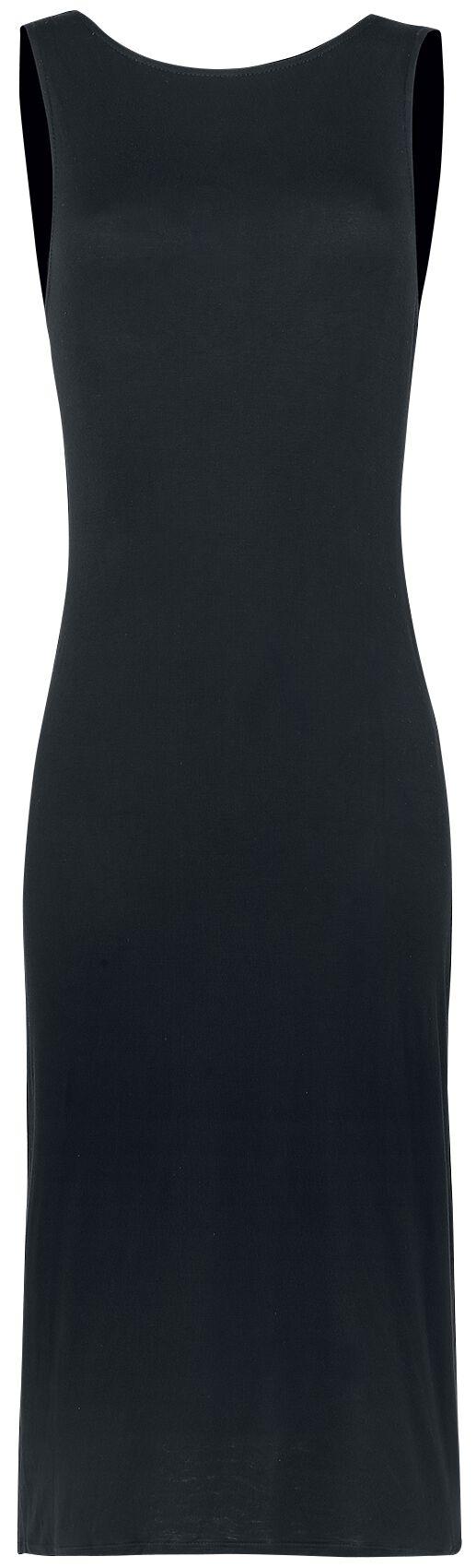 Image of   Forplay Double Layer Dress Kjole sort-koks