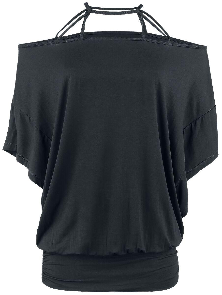 Image of   Forplay Bat Longtop Girlie trøje sort
