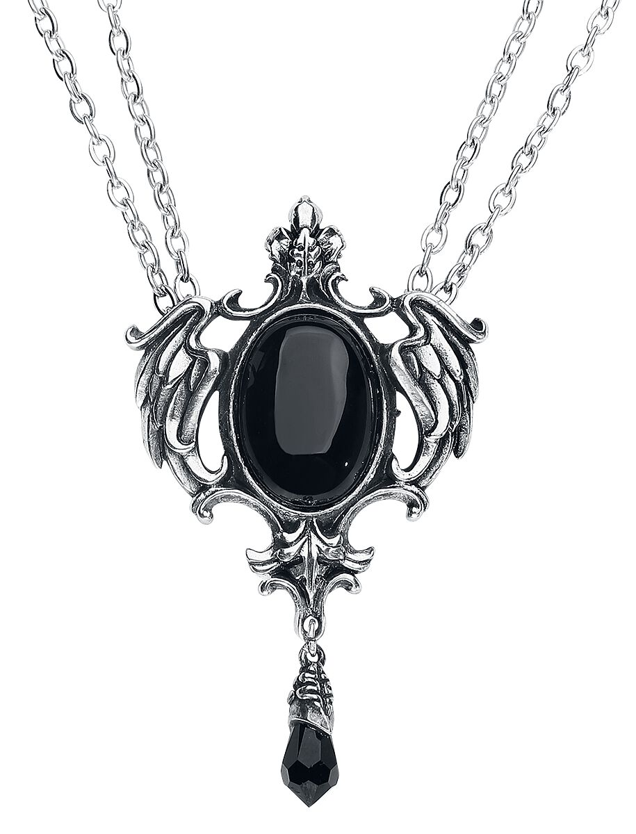 Image of   Alchemy Gothic Seraph Of Light Halskæde Standard