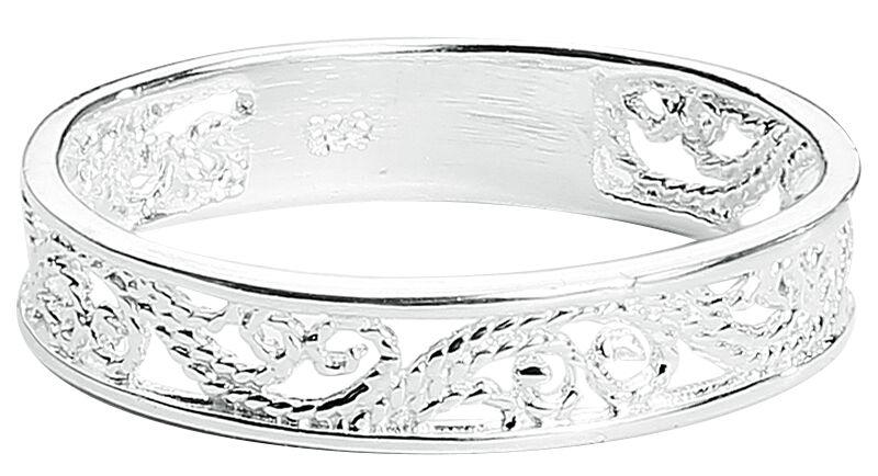 Marki - Pierścienie - Pierścień etNox Elfish Lines Pierścień srebrny - 346176