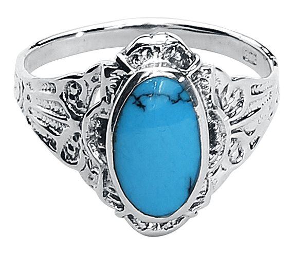 Marki - Pierścienie - Pierścień etNox Turquoise Pierścień srebrny - 346187