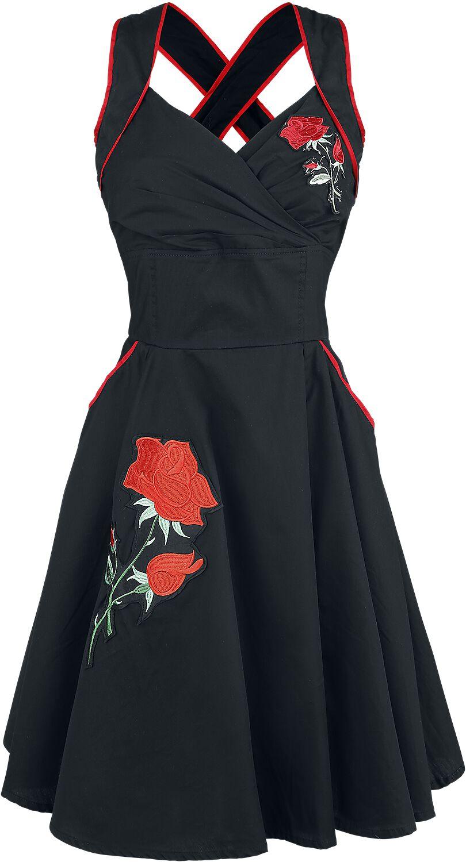 Rockabella Marianne Dress Kleid schwarz