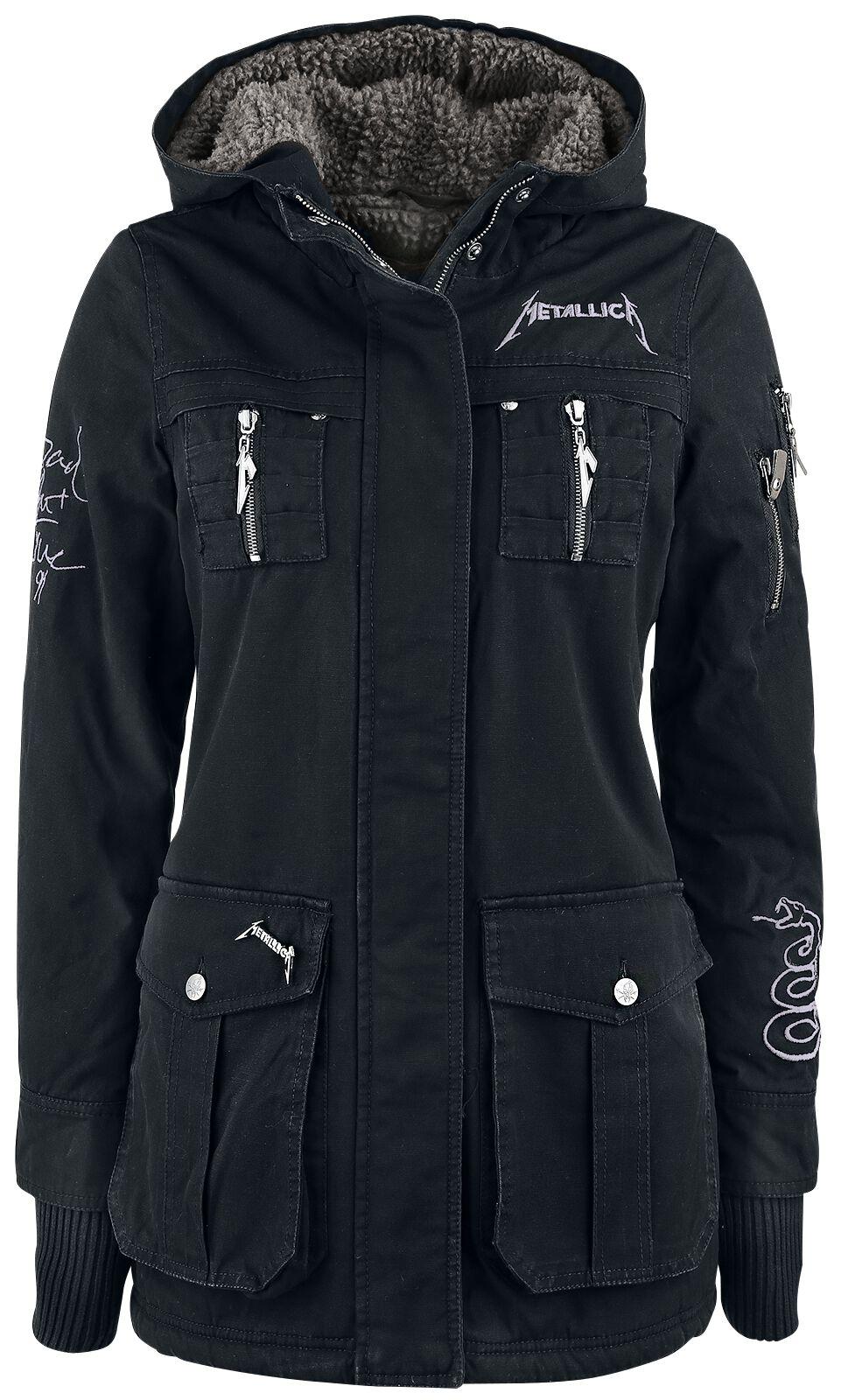 Metallica EMP Signature Collection - Frauen - schwarz