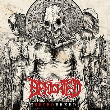Image of Benighted Necrobreed CD Standard