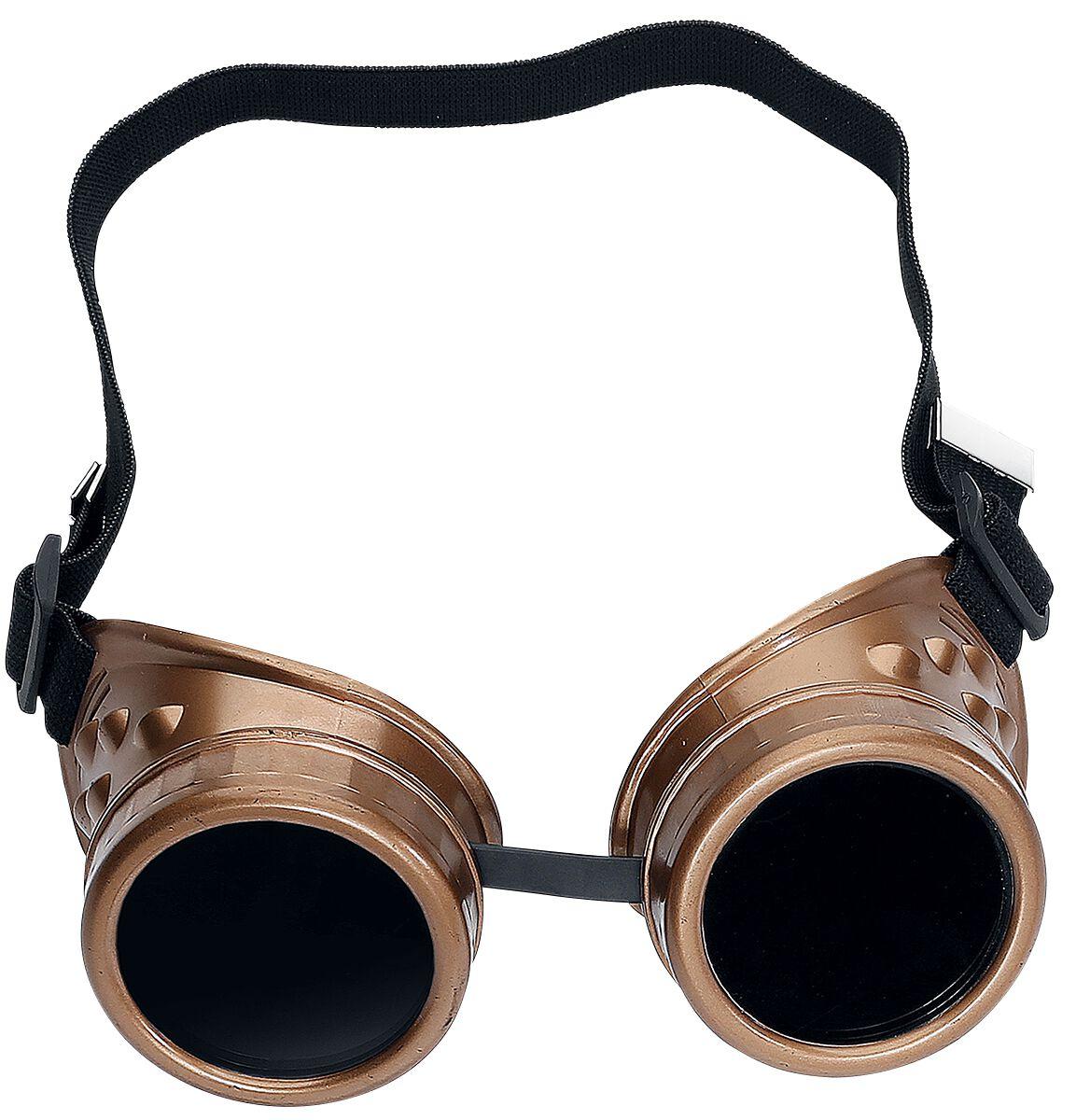 Fun & Trends - Okulary - Okulary Cyber Goggles Okulary miedź - 346638