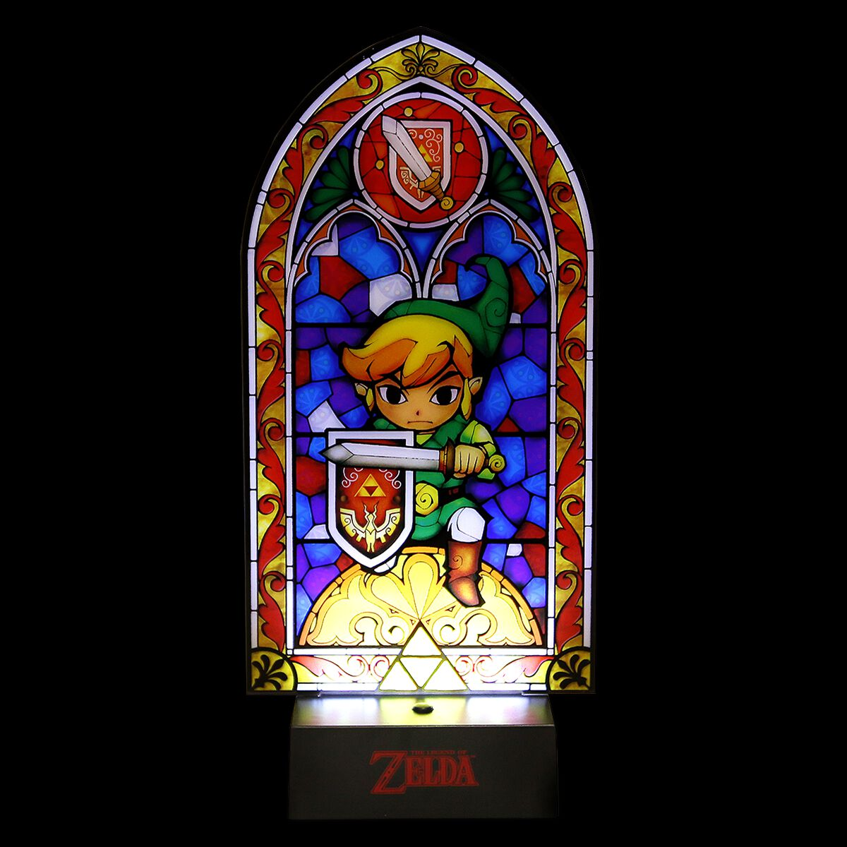 Image of   The Legend Of Zelda Link's Light Lampe Standard