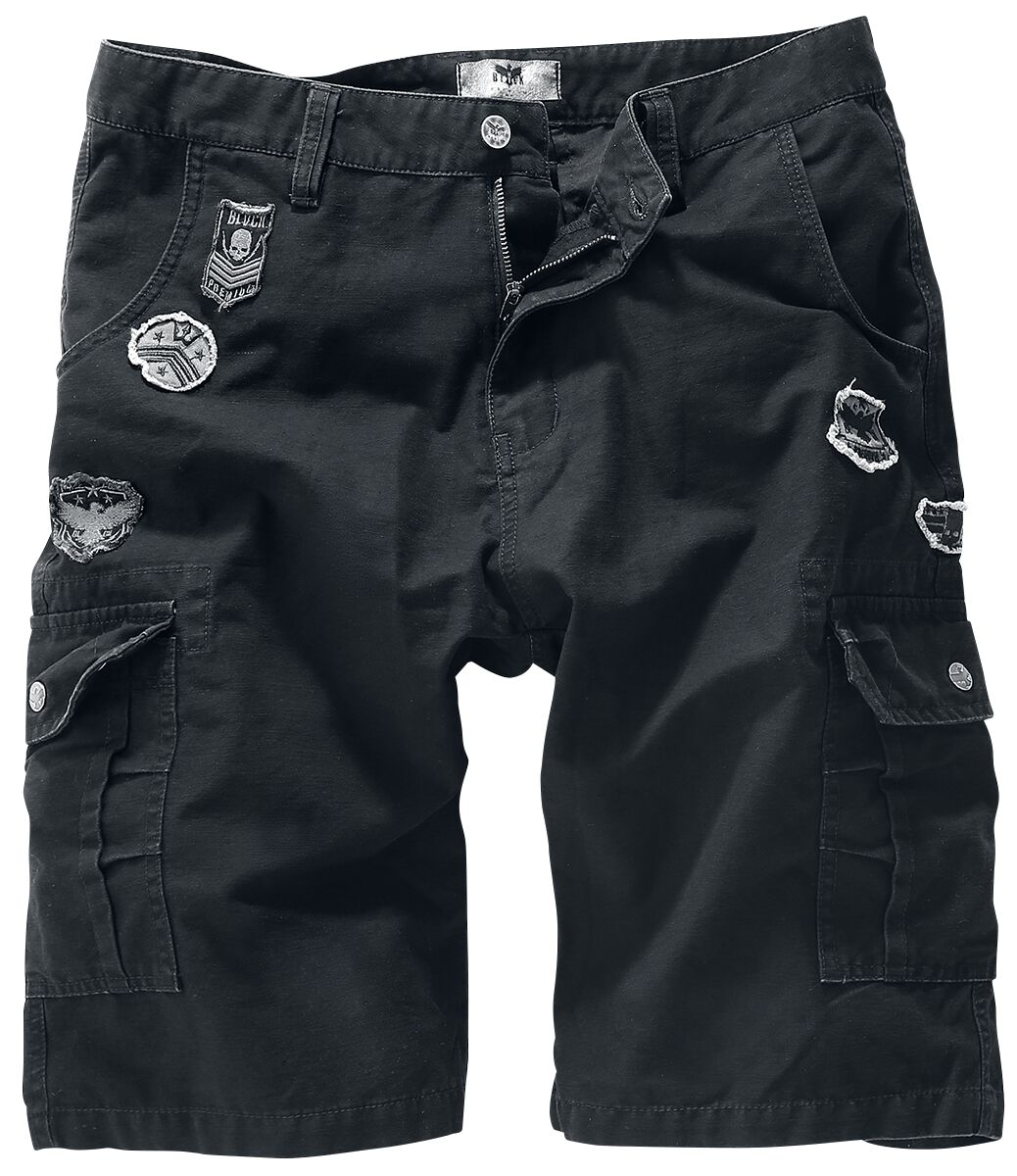 Image of   Black Premium by EMP Army Vintage Shorts Shorts sort