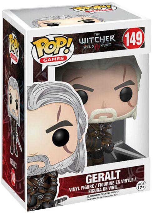 The Witcher III Wild Hunt - Geralt - Vinyl Figure 149 Sammelfigur Standard