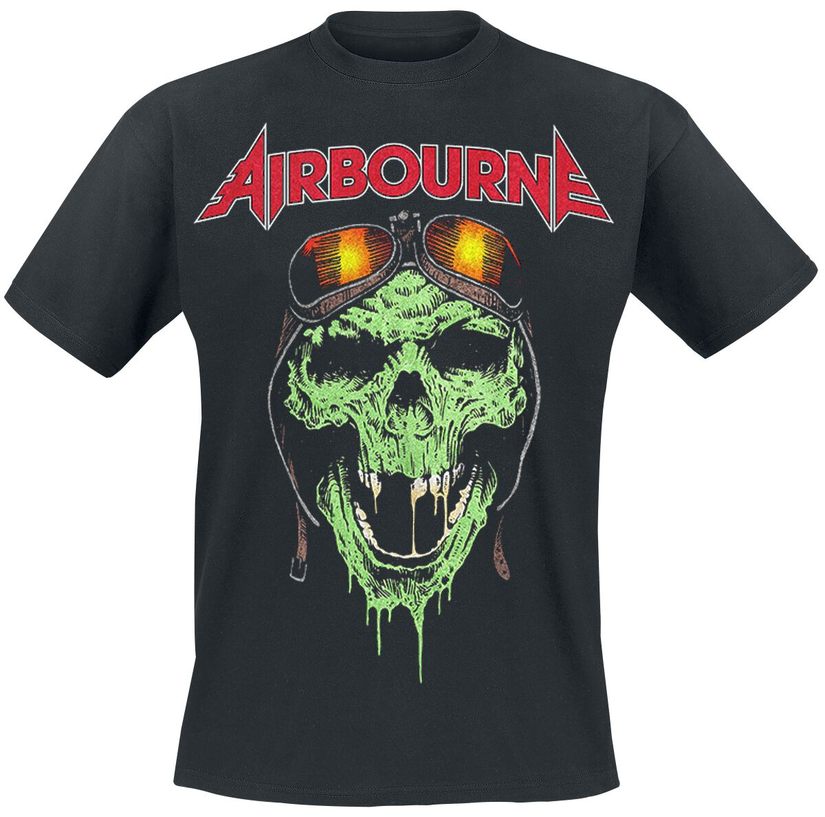 Image of Airbourne Hell Pilot T-Shirt schwarz