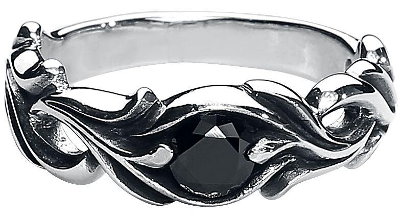 Marki - Pierścienie - Pierścień etNox Roots Pierścień srebrny - 347012