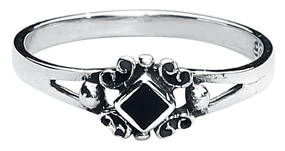 Marki - Pierścienie - Pierścień etNox Fine Silver Rhombus Pierścień srebrny - 347041