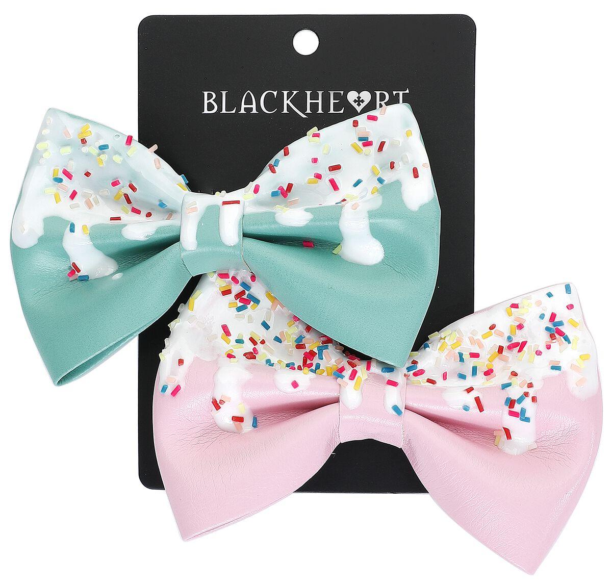 Image of   Blackheart Candy Bow Hårspænde Standard