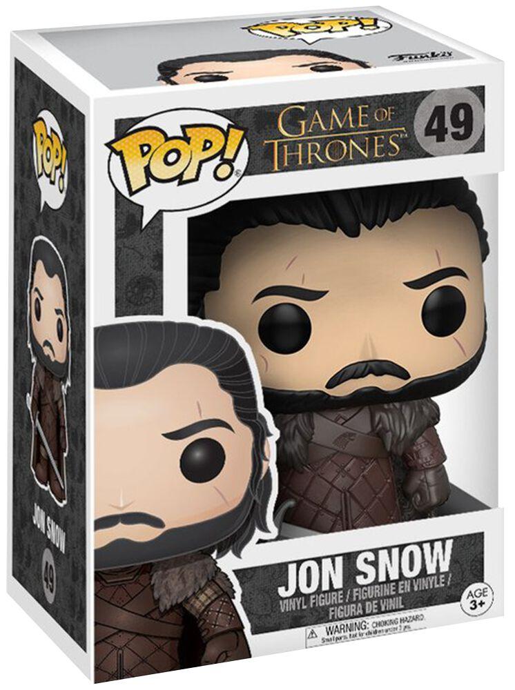 Image of   Game Of Thrones Jon Snow - Vinyl Figure 49 Samlefigur Standard