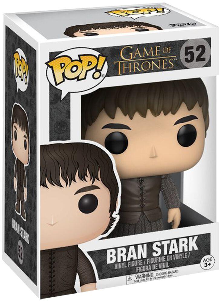 Image of   Game Of Thrones Bran Stark Vinyl Figure 52 Samlefigur Standard
