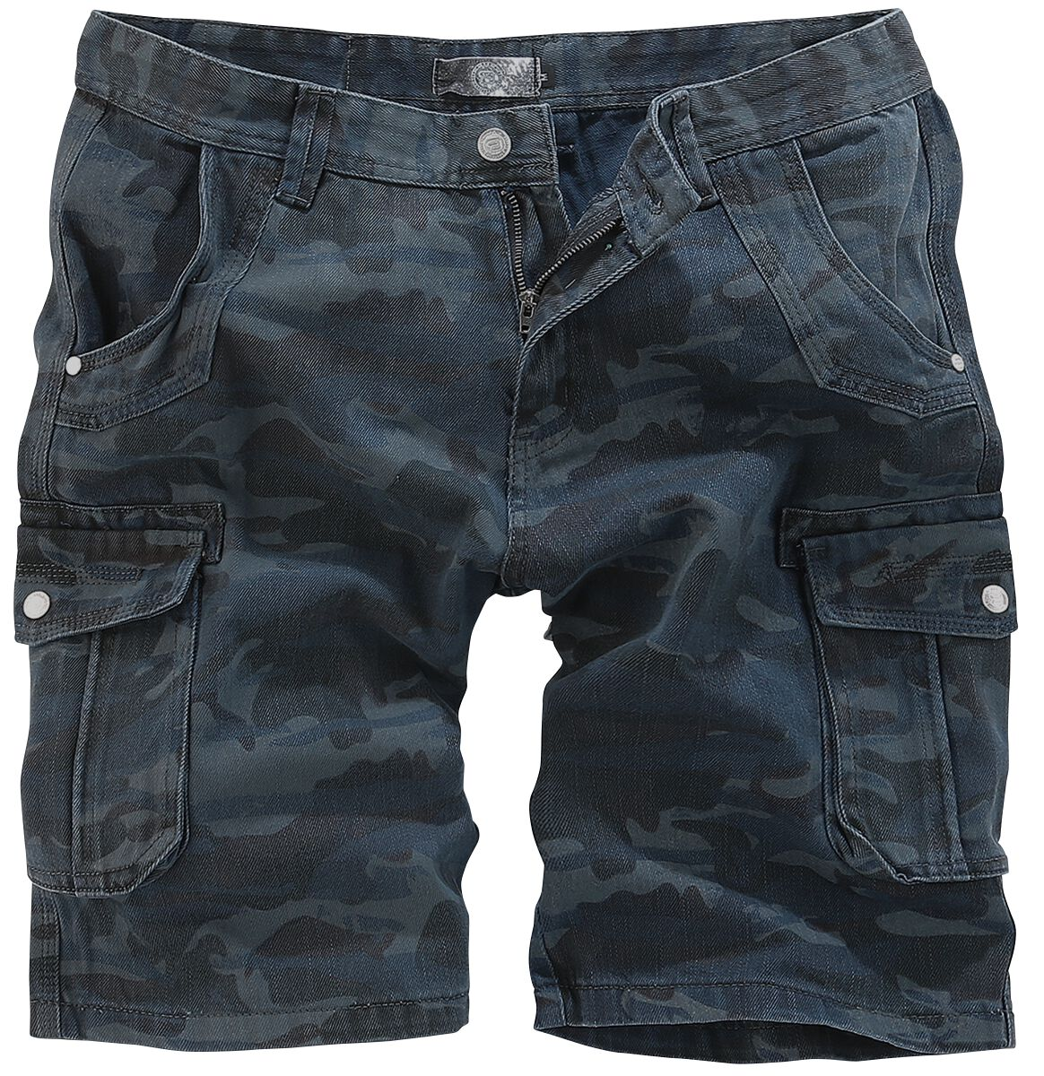 Image of   RED by EMP Army Vintage Shorts Shorts camouflage