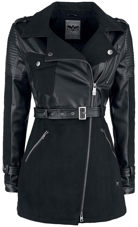 Black Premium by EMP The Eternal Backstage Pass Kurtka damska czarny