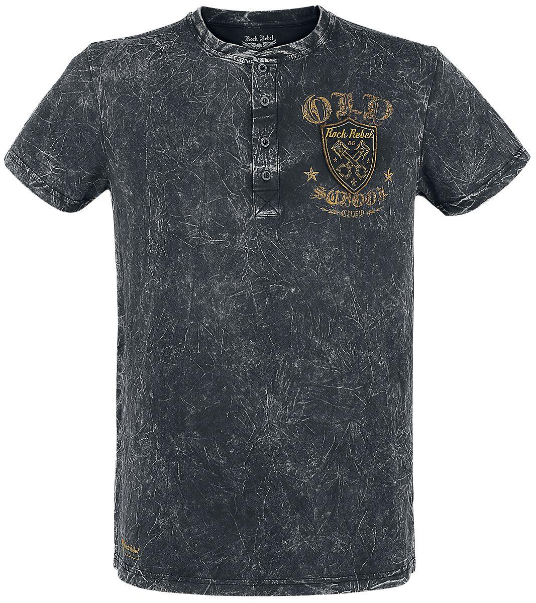 Image of   Rock Rebel by EMP Back For More T-Shirt sort