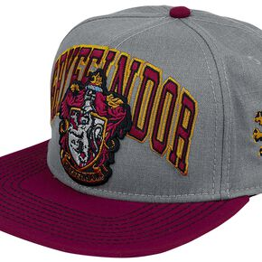Casquette Harry Potter Gryffondor Harry Potter - Grise
