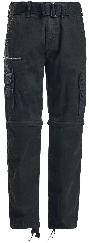 Image of   Black Premium by EMP Dark Marc (Loose Fit) Bukser sort