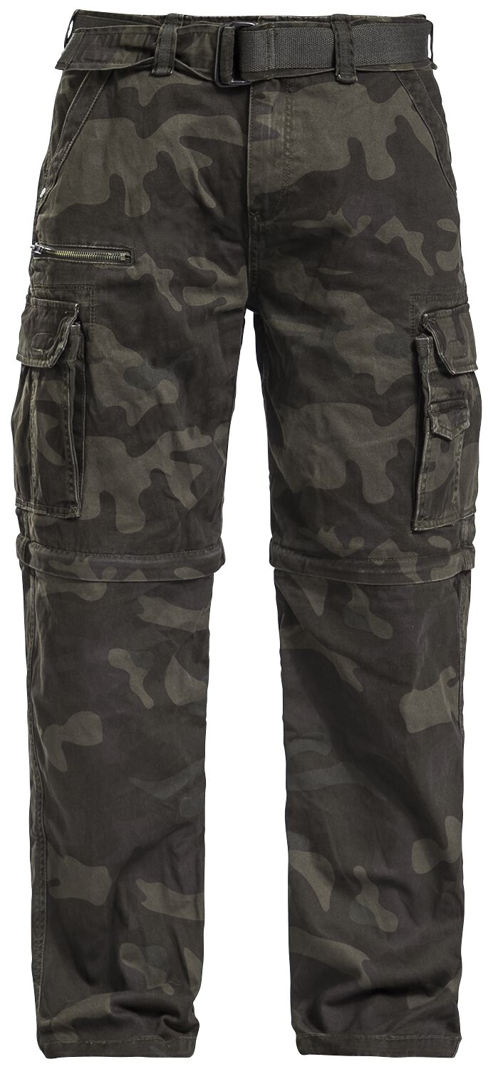 Image of   Black Premium by EMP Camo Marc (Loose Fit) Bukser camouflage