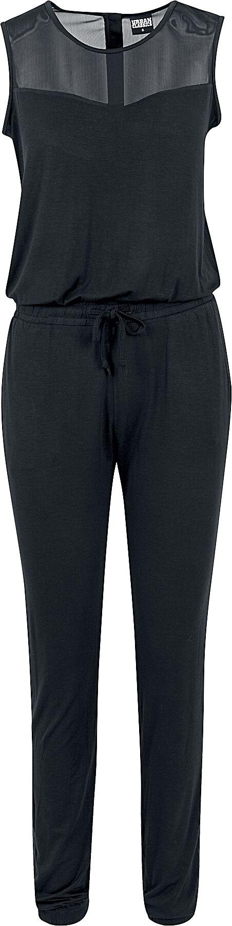 Image of   Urban Classics Ladies Tech Mesh Long Jumpsuit Jumpsuit sort
