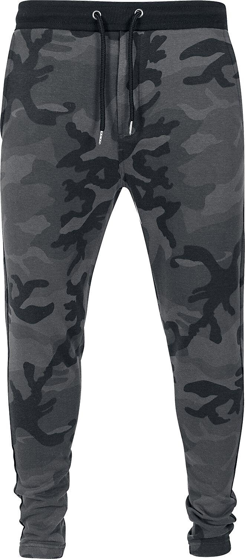 Image of   Urban Classics Camo Sweat Pants Træningsbukser mørk camo