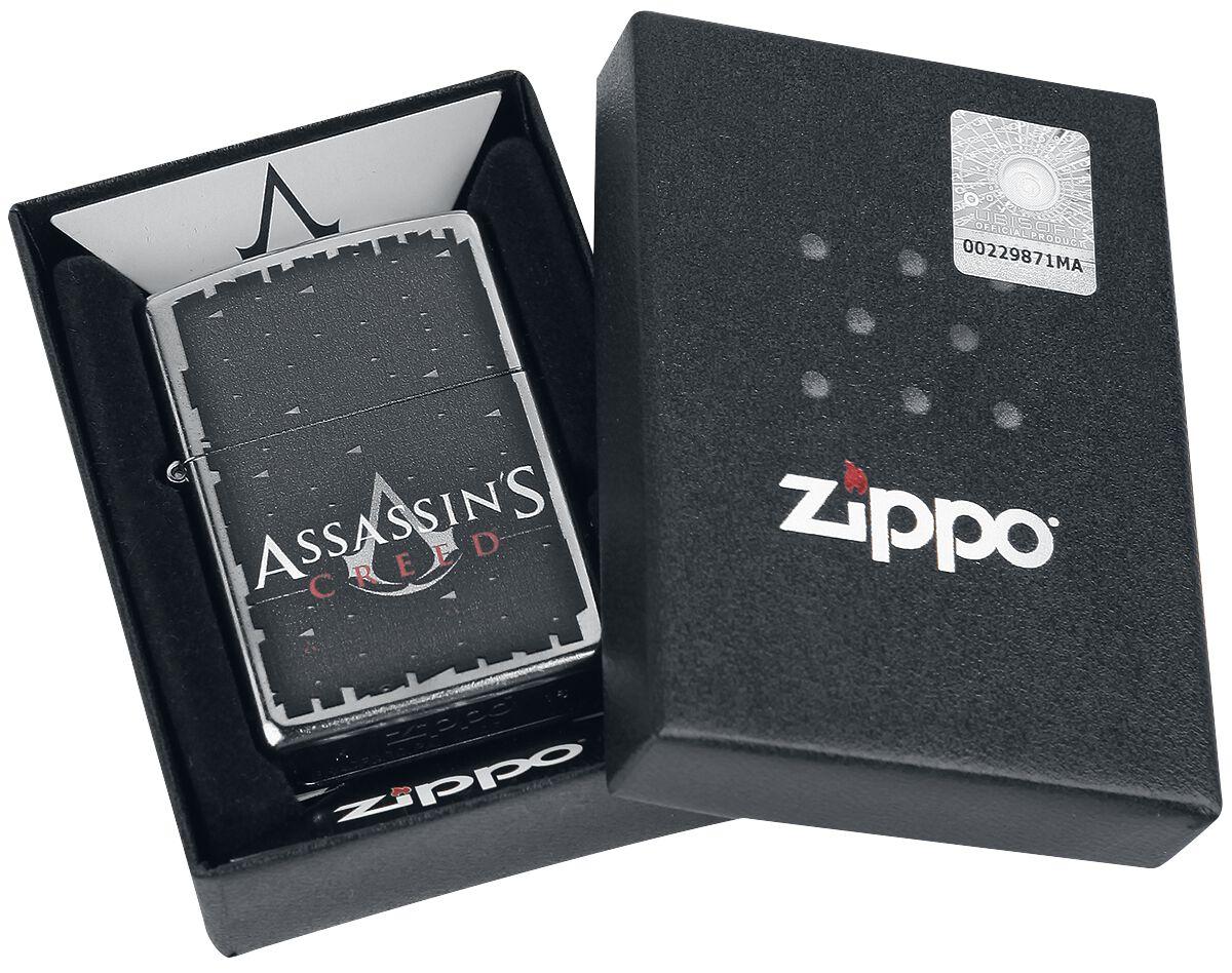 Image of   Assassin's Creed ZIPPO (Marke) Zippo lighter Standard