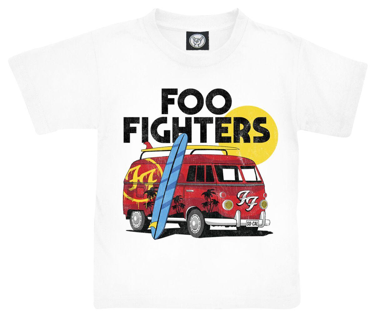 Image of   Foo Fighters Van Børnetrøje hvid