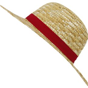 One Piece Luffy Strohhut Chapeau jaune