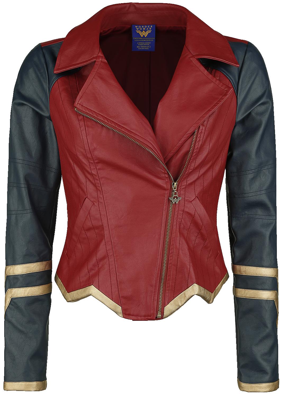 Wonder Woman Her Universe - Armory Jacket Kurtka damska wielokolorowy
