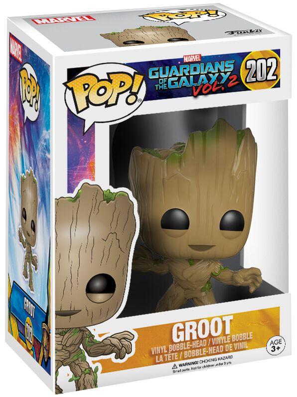 Guardianes De La Galaxia 2 - Figura Vinilo Baby Groot...
