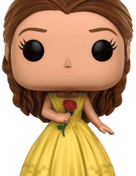Figurine Pop! Belle La Belle et la Bête Disney