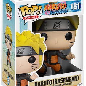 Figurine Naruto avec Rasengan Funko Pop!